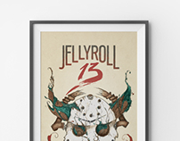 Jellyroll Posters '13