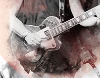 4 GUITARS / 4 MUSICIANS