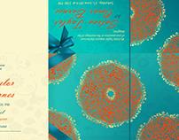 Wedding invitation-Sativa and Omar