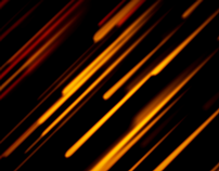 Motion line graphic