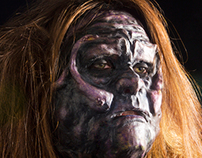 Transformed: Prosthetic Makeup