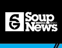 SOUP // GROUP PORTFOLIO NEWSPAPER