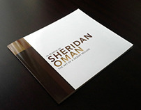 Sheridan Oman Exhibition Catalog