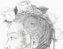 Pencil & Pen Portraits(WIP)