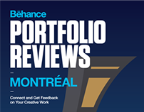Portfolio Reviews #5 MONTREAL