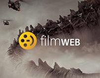 Filmweb redesign concept