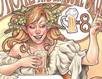 Drunk Elf Maiden