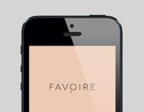Favoire Logotype
