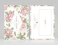 (FOR SALE) Wedding Invitation Template - Volume 1