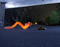 Audi TT Offroad Concept Launch Clip