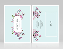 (FOR SALE) Wedding Invitation Template - Volume 2