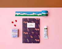 Farm Animals Notebooks