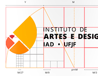 Manual de Identidade Visual - IAD/UFJF
