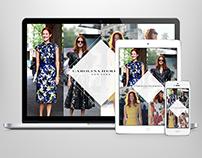 Carolina Herrera Spring 2014 Campaign App