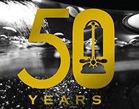 Jacuzzi Spas 50th