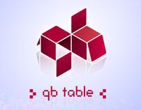 qb - versatile cubic table
