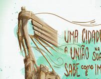 Porto Alegre, 242 anos - Sicredi/Morya