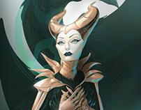 Maleficent (Fan Art)