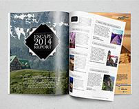 Vietnam Travel&Entertainment Magazine April Issue.