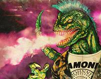 XtremeFest 2014 Artwork