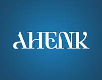 Ahenk Istanbul Corporate Identity