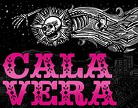 Calavera typeface