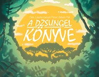 The Jungle Book theatre poster | A-TEAM