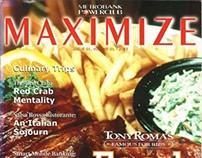 Maximize Magazine (Custom Publication, c. 2003)