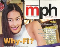 m ph (Mobile Philippines) Magazine (c. 2003)