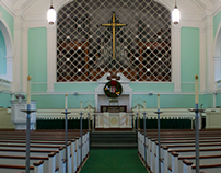 WVWC Chapel Panoramic
