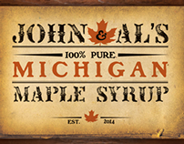 John & Al's Maple Syrup