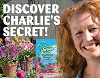 Planting Magic: Not Recommended By Charlie Dimmock