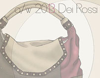 "Collection a/w 2013 for ""Dei Rossi"""