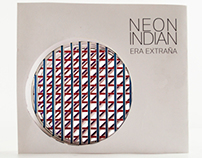 Neon Indian CD Booklet