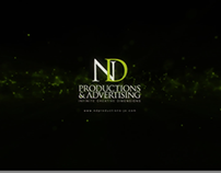 ND Productions & Advertising 2014 Showreel