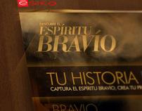 BRAVIO, New Christian Meier Fragance Ministe