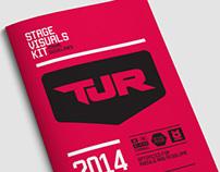 Stage Visuals - TJR
