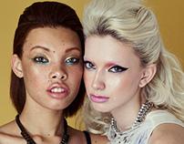 MTV FORA PROM Beauty Lookbook 2014
