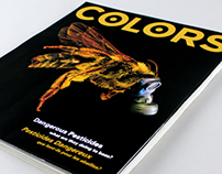 COLORS Magazine Cover and Spreads (Spring 2014)