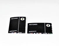 """Postcards """" Graphic designer"""""""
