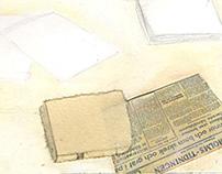 Astrid Lindgren | sketches