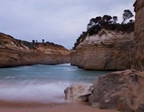 Loch Ard Gorge, Great Ocean Road, Vic, Australia