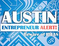 Entrepreneur Name Card Design