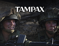"Tampax ""Feel Safer"""