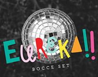 EUREKA!! – Bocce Set