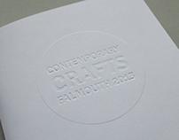 Contemporary Crafts Catalogue