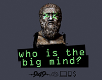 WHO IS THE BIG MIND?