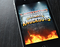 UCMMA Ultimate Knockouts iOS app