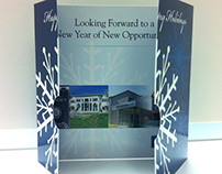 University of New England Christmas Card