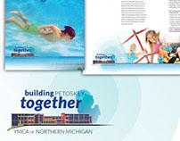 YMCA Capital Campaign piece